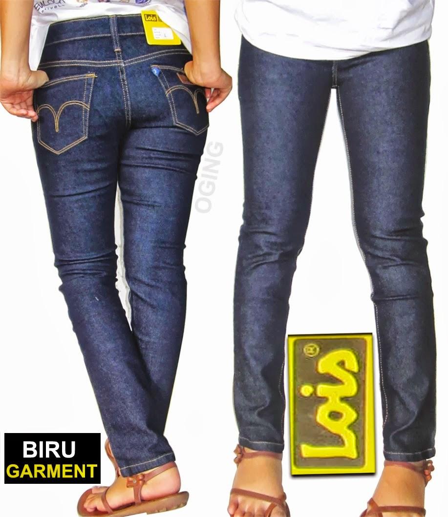 Jual Celana Jeans, celana Jeans Wanita, Grosir Celana Jeans, Celana Jeans Murah, Celana Jeans Lois, Celana Jeans Biru Dongker
