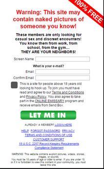 Email hookup