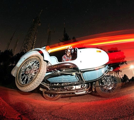 Night Sidecar