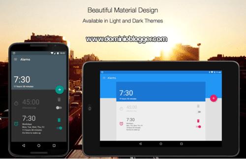 AMdroid Alarm Clock gratis para Android