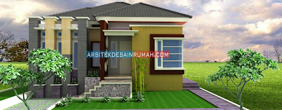Arsitek Desain Rumah Type 130