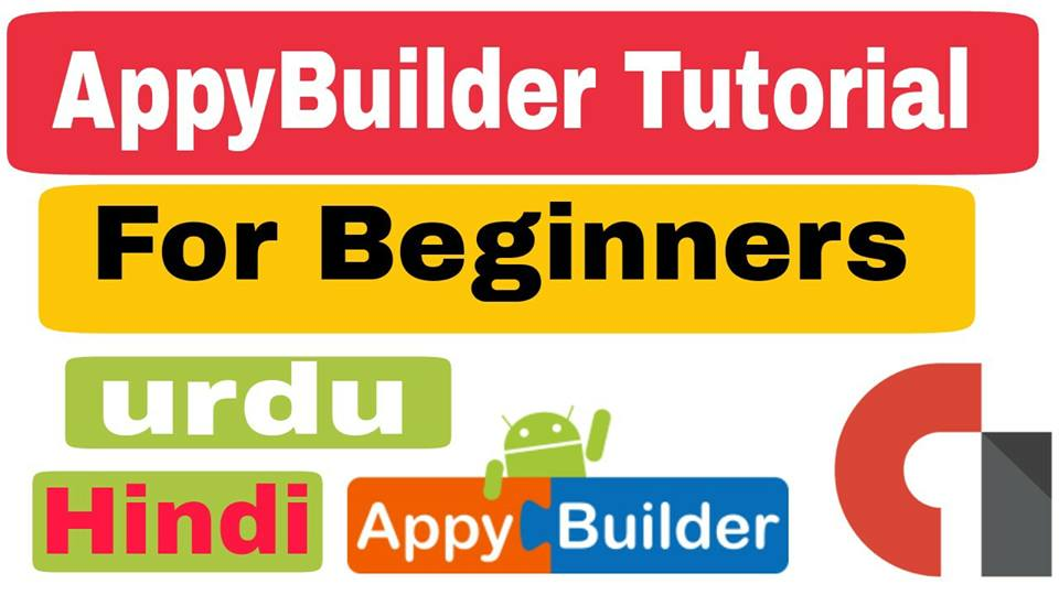 Appybuilder Tutorial For Beginners 2018 ~ Techincal Syed
