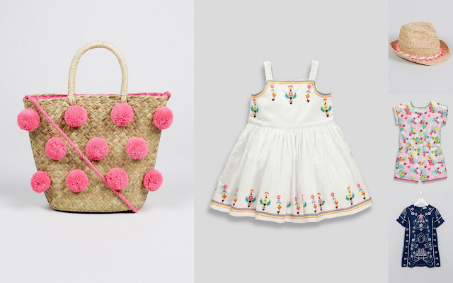 A Summer Wishlist For Toddler Girls, Matalan summer