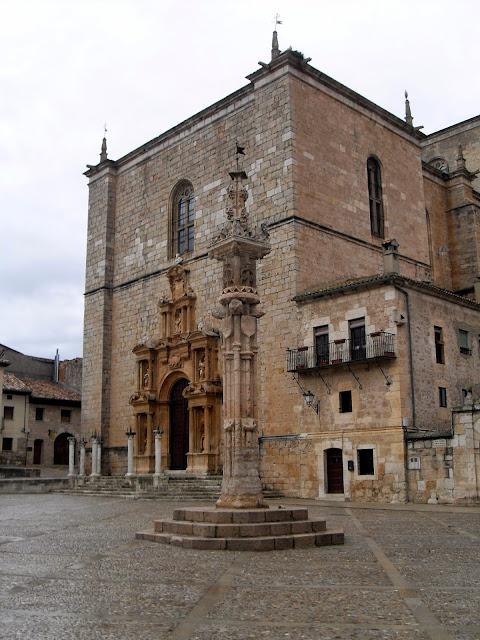 iglesia de Peñaranda del Duero