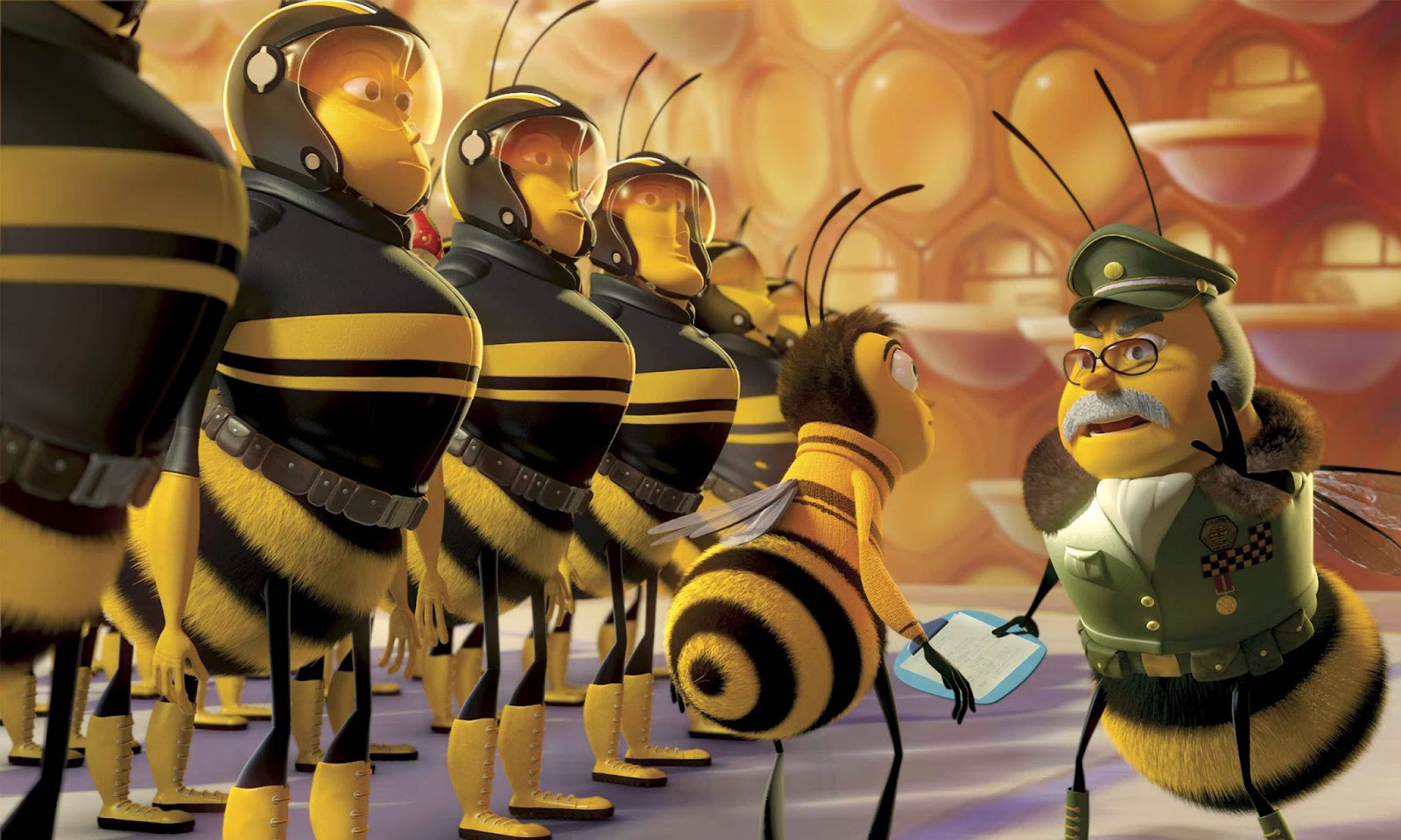 Bee Movie Hd Wallpapers Hd Wallpapers High Definition