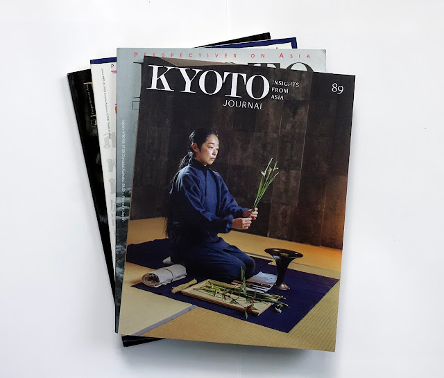 Kyoto Journal Insights from Asia