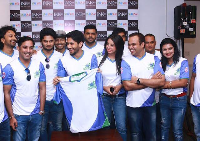 Celebrities at Celebrity Badminton League Launch Photos