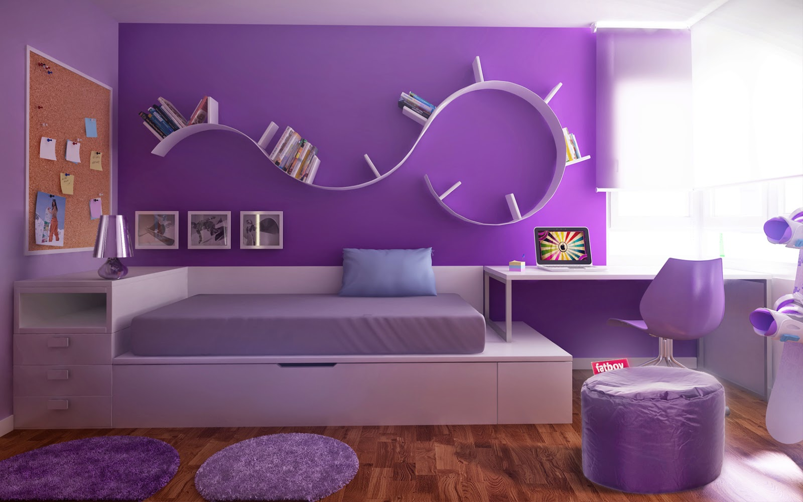 El mundo en colores for Significado de cuarto