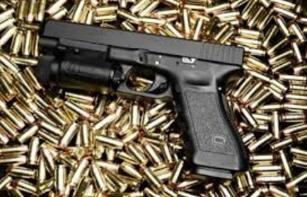 pistol bullets tincan island lagos