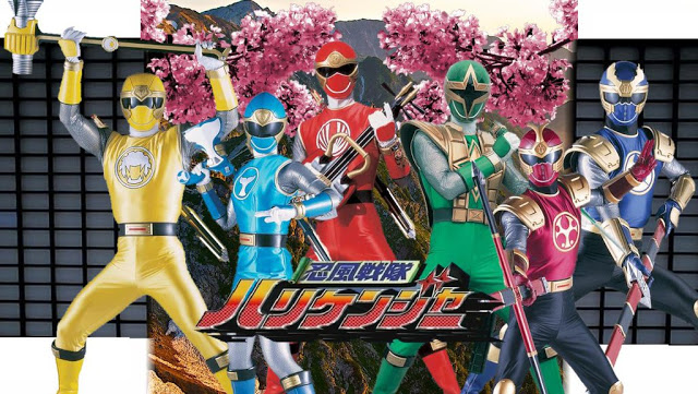 Ninpuu Sentai Hurricaneger Episode 01 – 51 BATCH Subtitle Indonesia