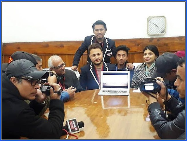 Darjeeling DM Joyoshi Dasgupta demonstration Cvigil election App