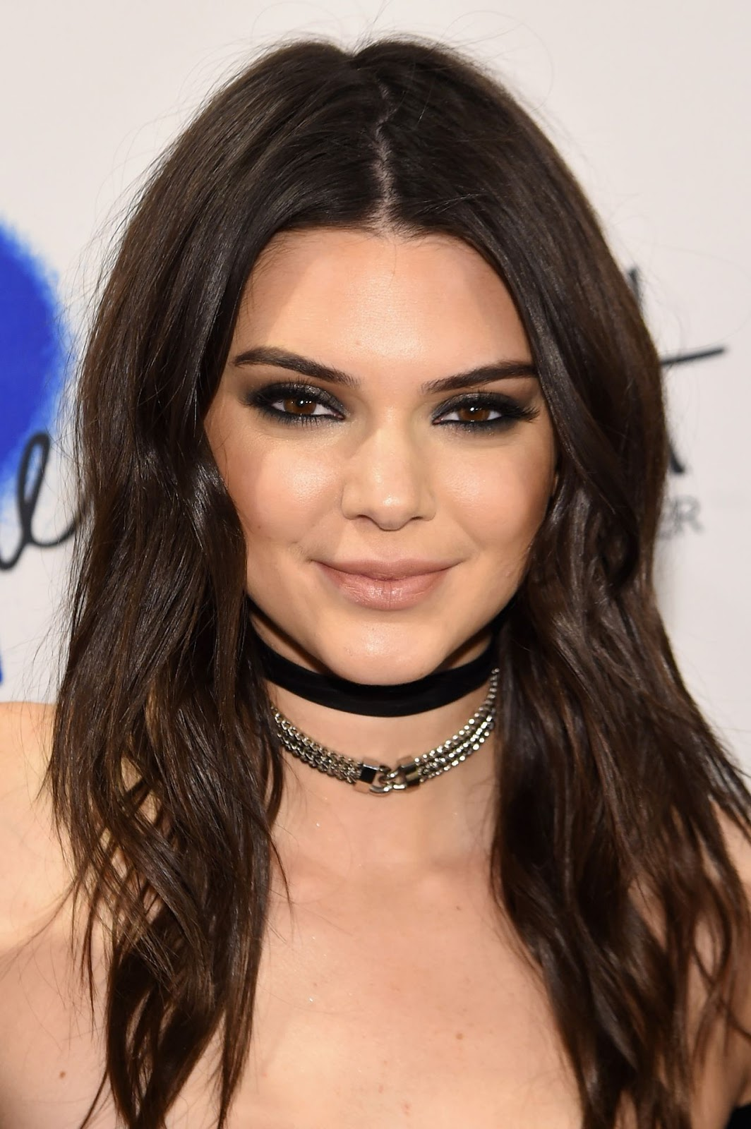 Kendall Jenner smoulders at the Estee Edit launch