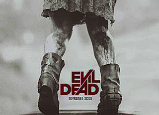 Evil Dead Remake poster dares to make a statement! Can it back it up?