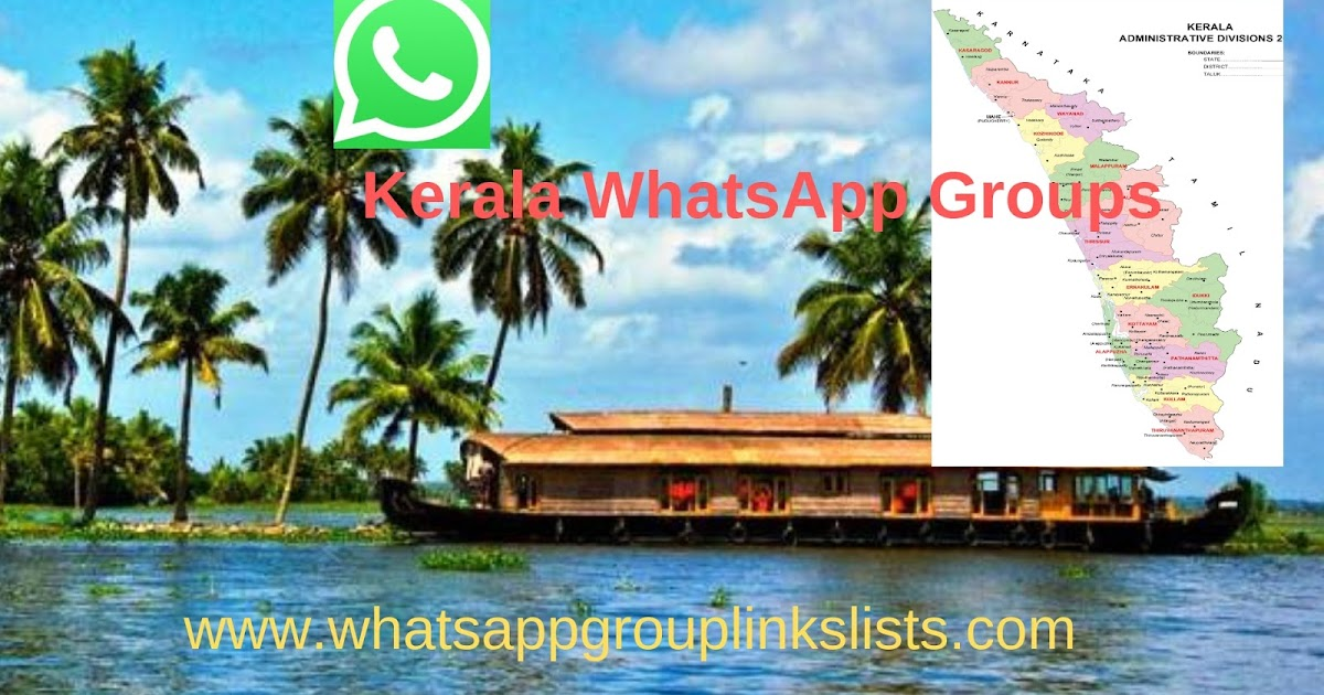 Join Kerala Whatsapp Group Links List