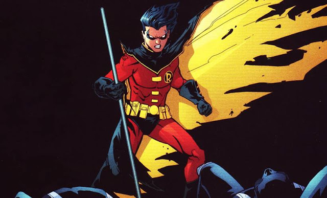 Asal Usul Red Robin (Tim Drake)
