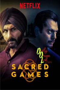 Download NetFlix's Sacred Games Season 1 (2018) 720p & 480p (Hindi) [All Episodes From 1 To 8]