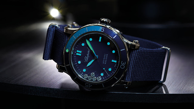 Chopard Happy Ocean Mechanical Automatic Watch