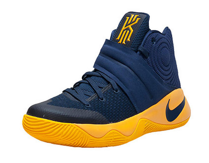 84266d5826e4 Another Cavs colorway of Kyrie 2 just dropped