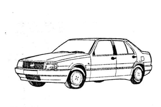 JesCarClassic: FIAT CROMA 1986-1996