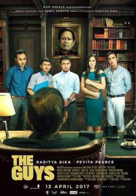 Hasil gambar untuk The Guys (2017) WEB-DL Raditya Dika