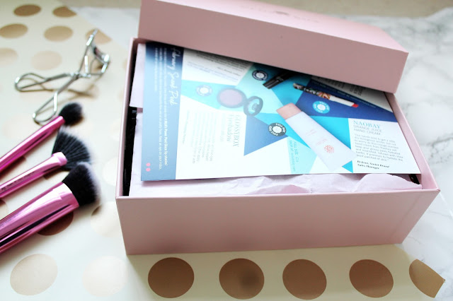 Glossybox UK January Review