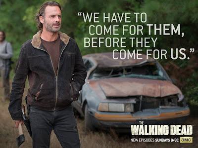 The Walking Dead - 6x12 - Non è ancora domani (Not Tomorrow yet)