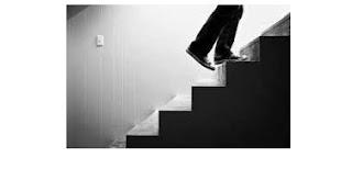 tangga tinggi banget