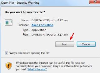 cara membuat bootable usb di kali linux