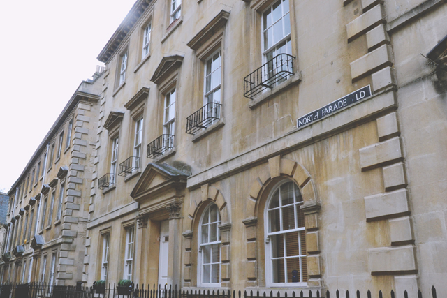 North Parade Bath