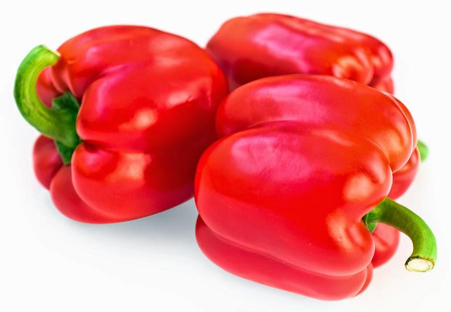 paprika merah