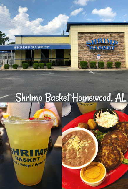 Shrimp Basket 801 Green Springs Hwy, Homewood, AL 35209