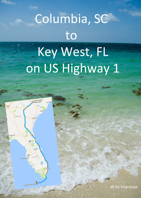 48 No Interstate: Our Favorite Highways: US 1