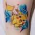 29 Incríveis tatuagens de Pokémons