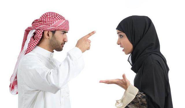 Ketika Suami Marah, Ini 4 Hal Yang Harus Dilakukan Istri