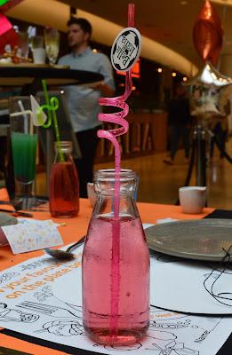 Our Guide to Family Restaurants & Children's Menus at intu Metrocentre - Pink lemonade