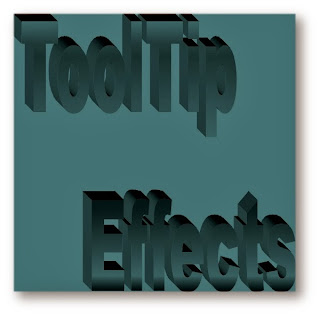 How to Create Tooltip Effect for Links in Blogger