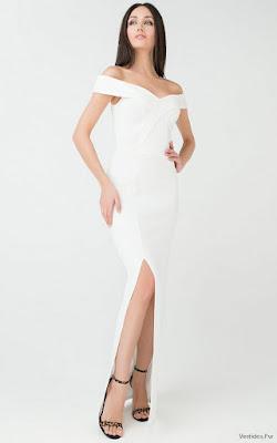 Vestidos de Gala Blanco