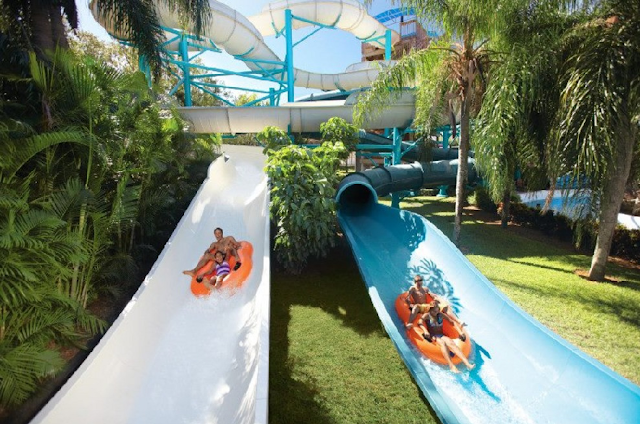 Informações sobre o Parque Adventure Island em Tampa