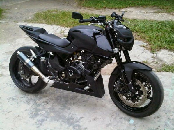 What Is The Perfect Street Fighter Project Bike?
