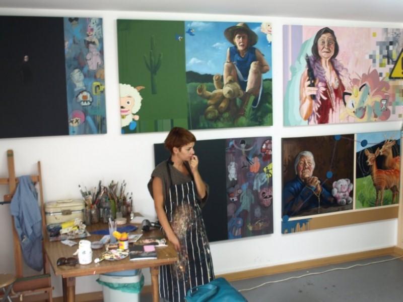 Разнообразное творчество. Rita Melo 35