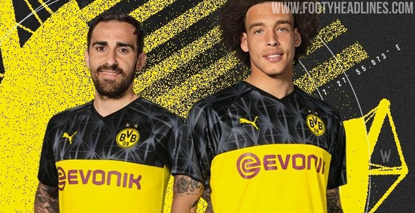 Borussia Dortmund 19 20 Champions League Kit Released Footy Headlines