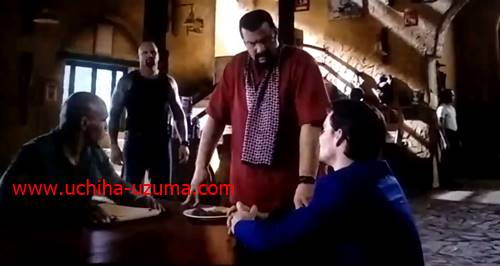 Screenshots Fight Mike Tyson vs. Steve Seagal on Movie China Salesman (2017) TS 720p Free Full Movie www.uchiha-uzuma.com