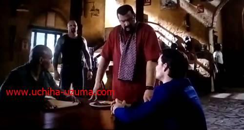 Screenshots Fight Mike Tyson vs. Steve Seagal on Movie China Salesman (2017) TS 720p Free Full Movie www.uchiha-uzuma.com