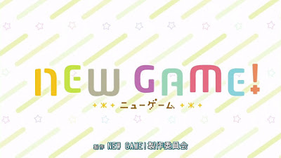 New Game! Subtitle Indonesia [Batch]