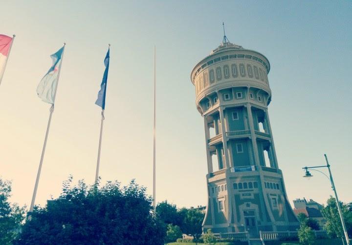Szent Istvan Ter, Szeged