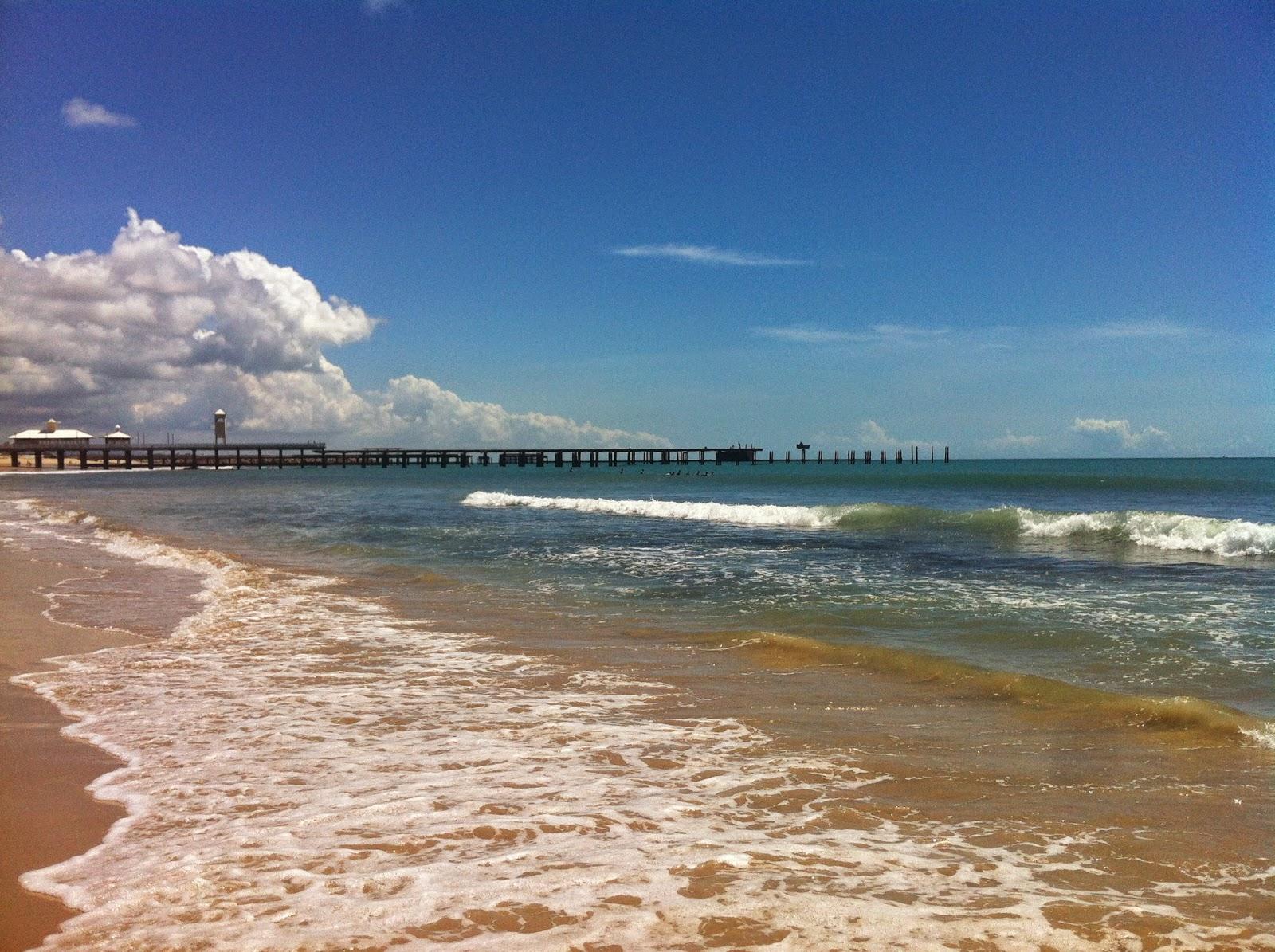 o que fazer em Fortaleza -praia de iracema