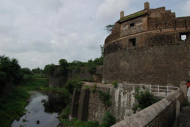 Ahmednagar Fort Ilahi Buruj