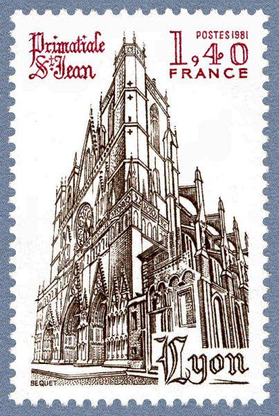Cathédrale Saint-Jean Lyon