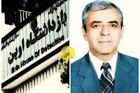 Image result for کوروش زعیم؛ زندانی سیاسی
