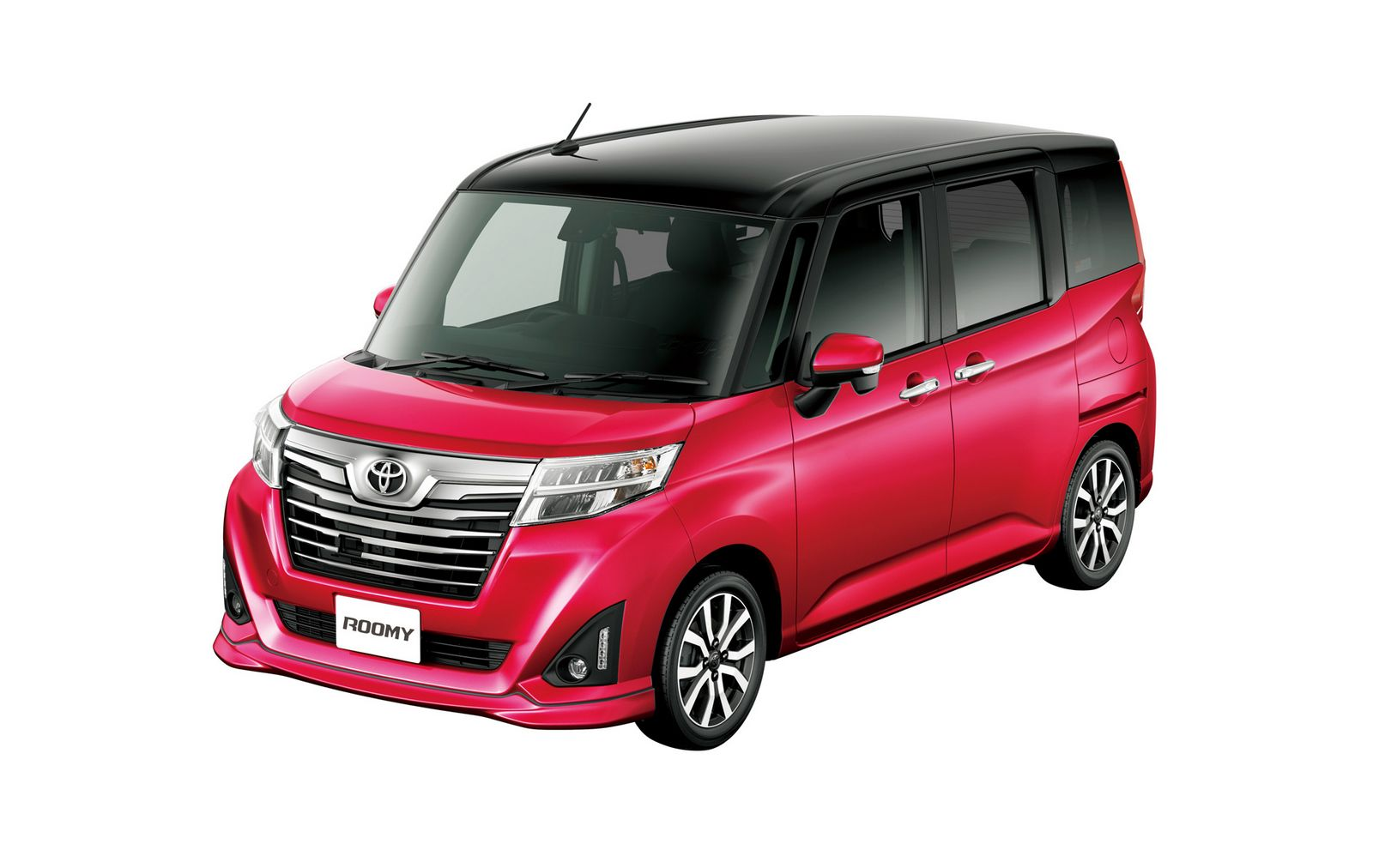 Wonderful Back To Story Toyota Roomy And Tank Minivans Launched In Japan